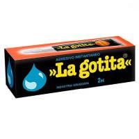 Pegamento Líquido La Gotita 2 ml Unidad