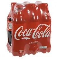 Gaseosa Coca Cola Normal 500 ml Pack x 6 Unidades
