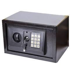 Caja para Dinero Metálica Digital Foska Unidad (Br)