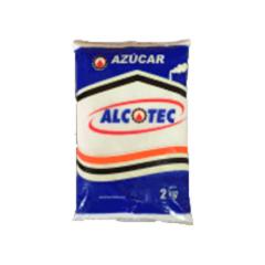 Azúcar Blanco Alcotec 2 Kg Unidad