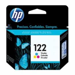Cartucho de Tinta HP 122 Color Unidad