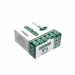 Colchete Metálico ACC Nro. 14 Caja x 72 Unidades