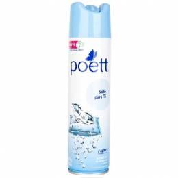 Desodorante de Ambiente Aerosol Poett Solo Para Ti 360 ml Unidad