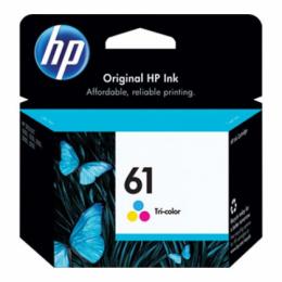 Cartucho de Tinta HP 61 Color Unidad