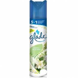 Desodorante de Ambiente Aerosol Glade Jazmín 360 ml Unidad
