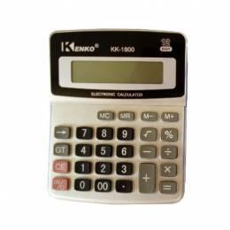 Calculadora 12 Dígitos Kenko KK 1800 Unidad