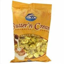 Caramelos de Leche Arcor Paquete 957 Gr