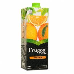 Jugo Frugos Naranja 1 L Unidad