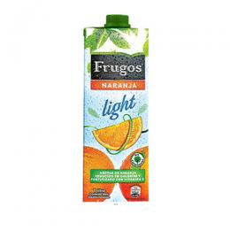 Jugo Frugos Naranja Light 1 L Unidad