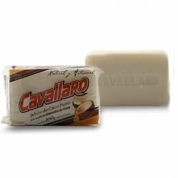 Jabón En Pan Cavallaro Coco Blanco 500 Gr