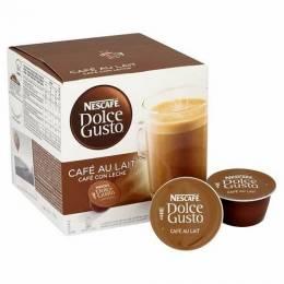 Café para Máquina Nescafé Dolce Gusto Au Lait Caja x 16 Cápsulas