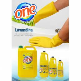 Lavandina al 2,5% One 5 Lts Unidad