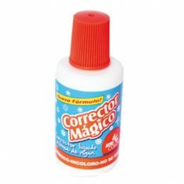 Corrector Líquido con Pincel Acricolor 20 ml Unidad