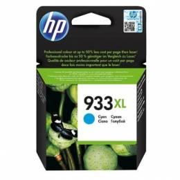 Cartucho de Tinta HP 933 XL Cyan Unidad