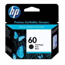 Cartucho de Tinta HP 60 Negro Unidad